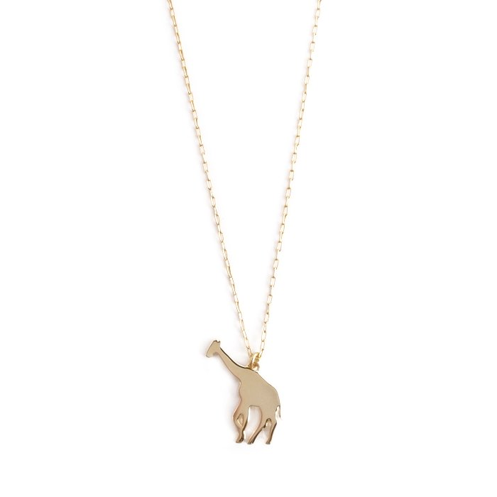 キリンのネックレス