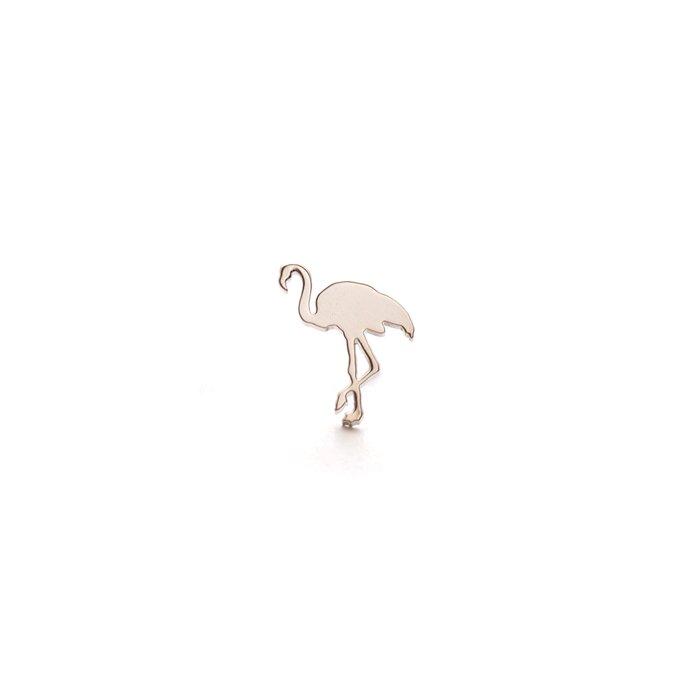 Safari Posts - Flamingo(サファリピアス-フラミンゴ)