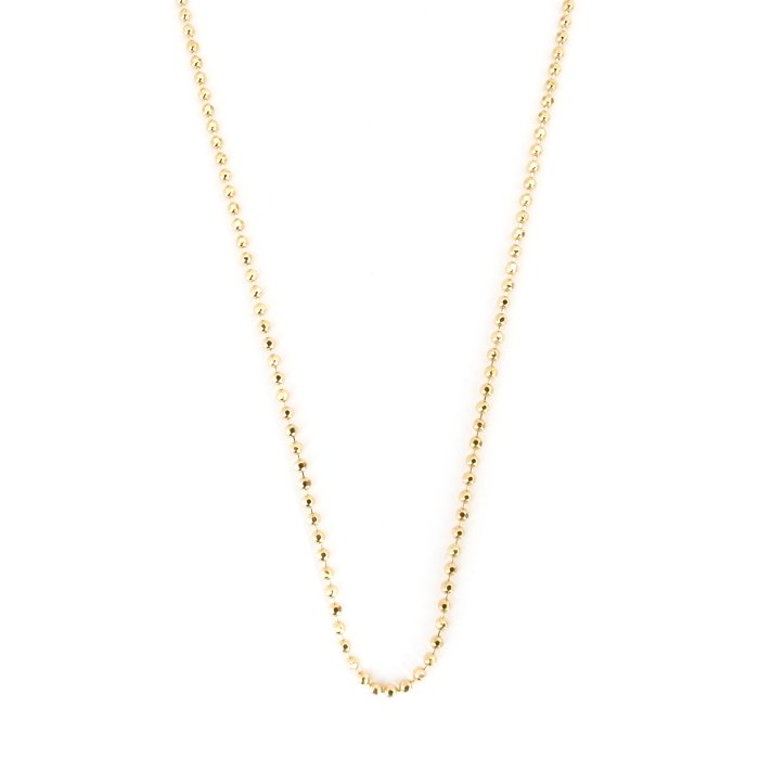 Plain Necklace - Ball Chain
