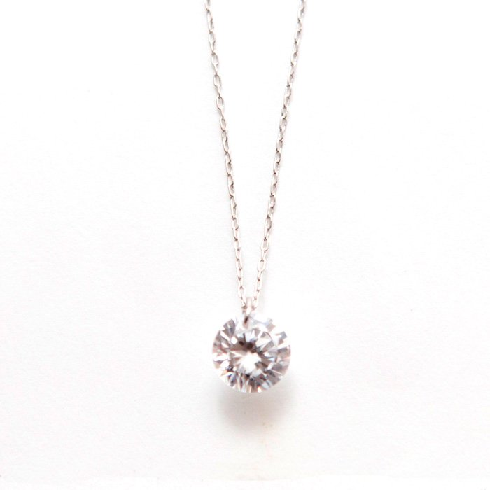 Bare Gem Necklace