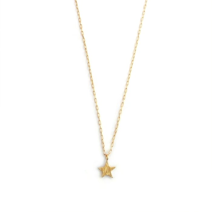 Tiny Star Necklace(タイニースターネックレス)