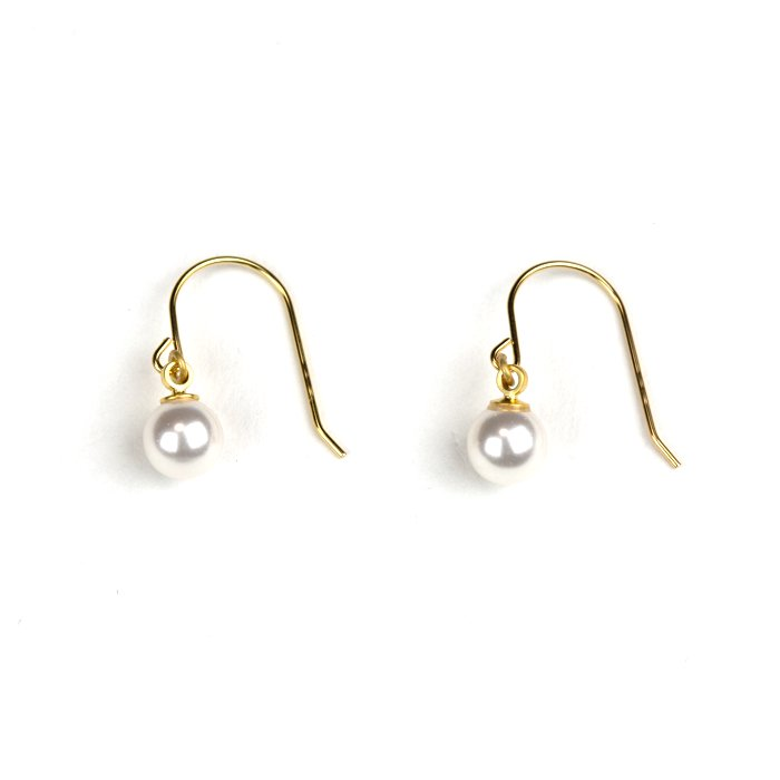 Small Pearl Hooks
