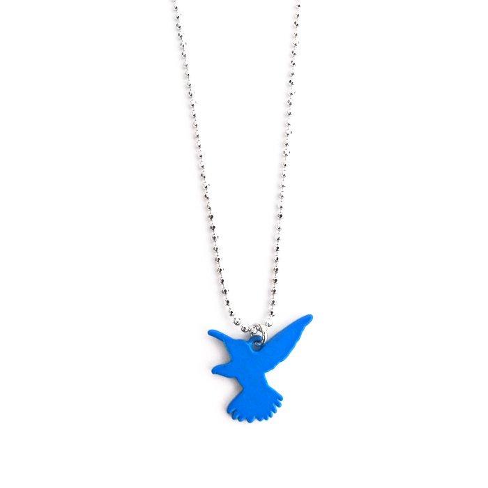 Safari Color Necklace - Hummingbird