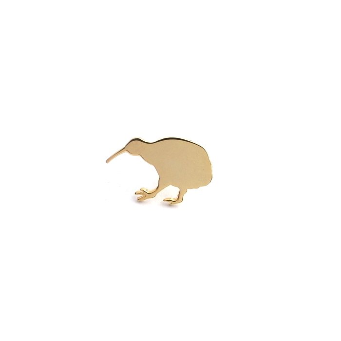 Safari Pins - Kiwi (サファリピンズ - キーウィ)