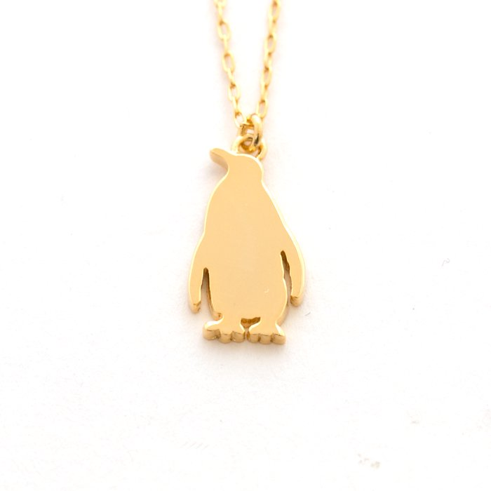 Safari Necklace - Penguin