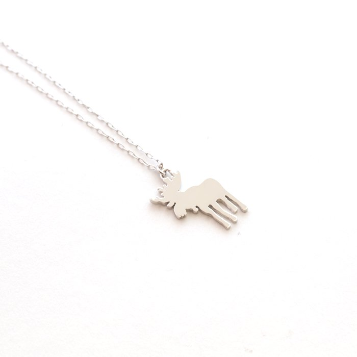 Safari Necklace - Moose