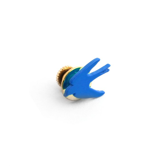 Safari Color Pins - Swallow (サファリカラーピンズ - ツバメ)