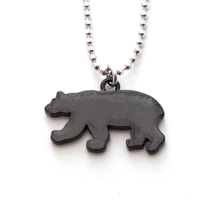 Safari Monotone Necklace - Polar Bear