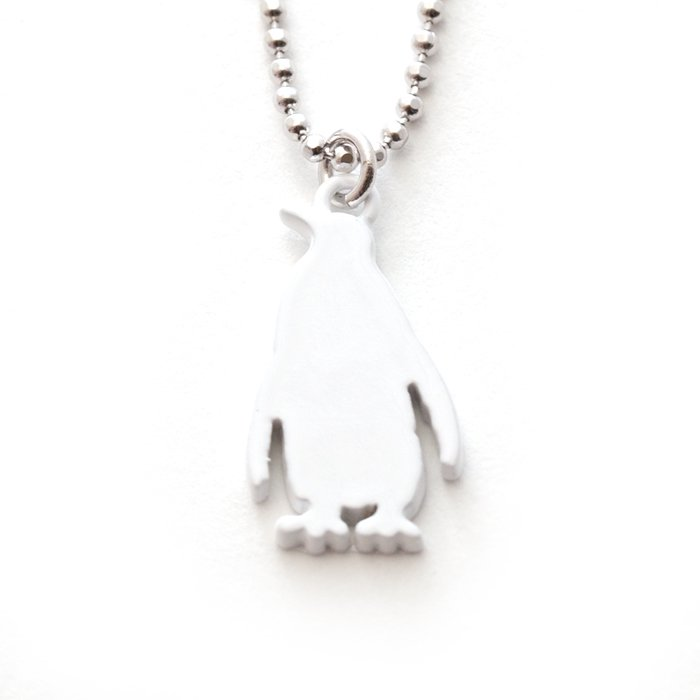 Safari Monotone Necklace - Penguin