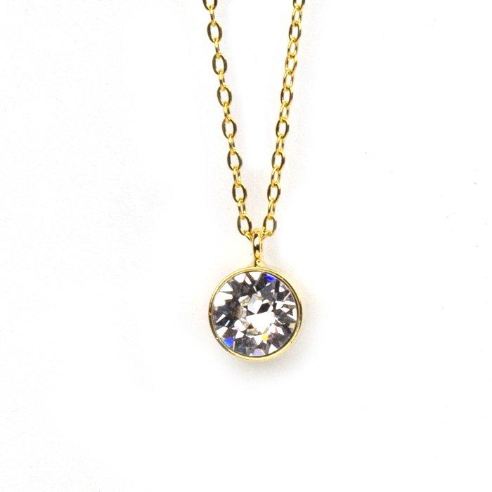 1 Stone Necklace