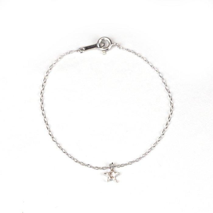 Tiny Star Bracelet (タイニースターブレスレット)