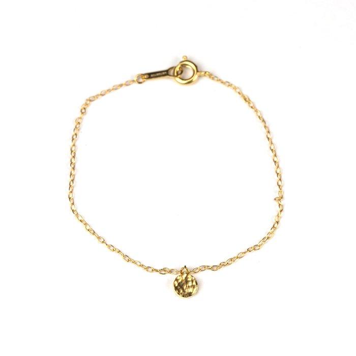 Tiny Circle Bracelet (タイニーサークルブレスレット)