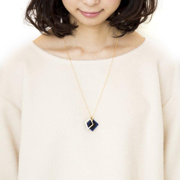 Acrynium Necklace - Diamond (アクリニウムネックレス - ダイアモンド)