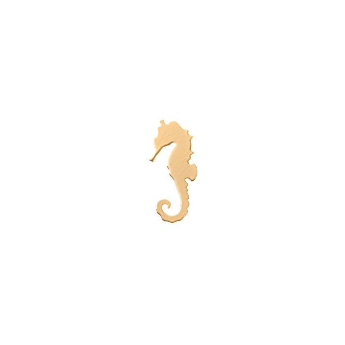 Safari Post - Seahorse (サファリピアス - タツノオトシゴ)