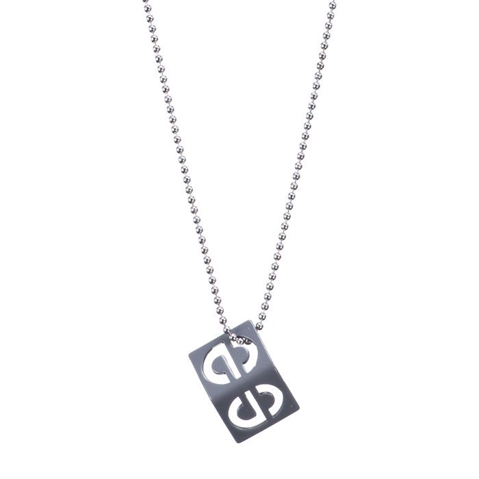 Alphabet Necklace - e (アルファベットネックレス - e)