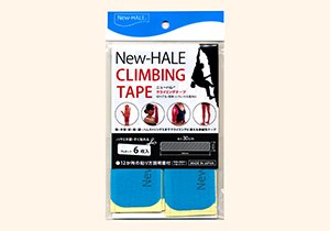 New-HALE CLIMBING TAPE ターコイズブルー