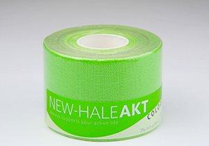 ニューハレAKTカラー5cm×5m フレッシュグリーン