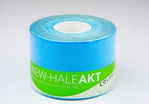 ニューハレAKTカラー5cm×5m ターコイズブルー