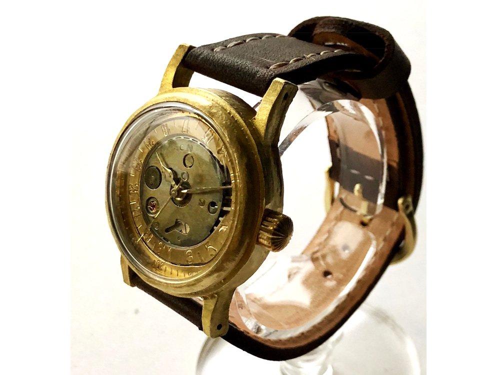 077286349a 廃墟・SF・スチームパンク…手作り腕時計の世界