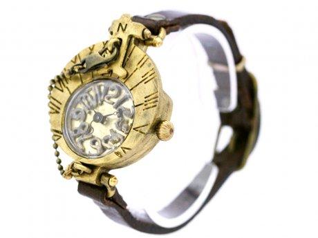 Hybrid Watch 水平式日時計付き