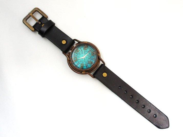JHA腕時計 Patrice oceanのサプライズポイント