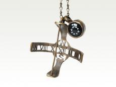 円環型日時計 KP-38