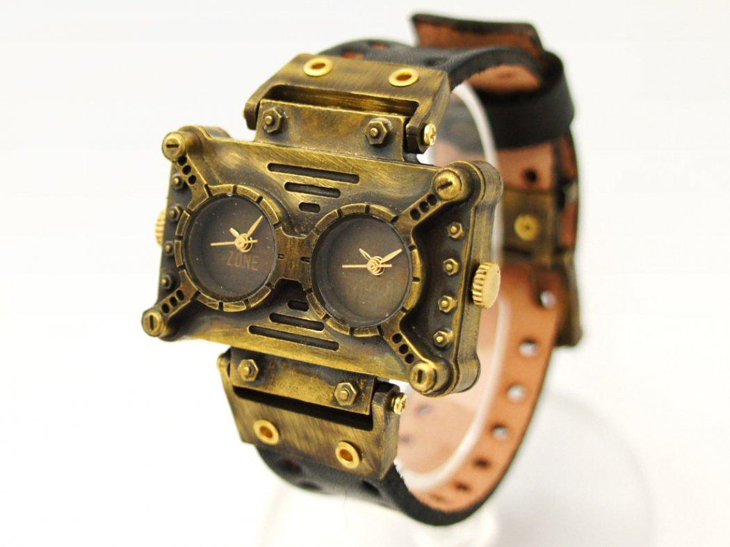 DUAL-TOP II авторские японские часы