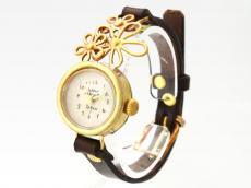 手作りレディース腕時計