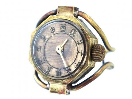 リングウォッチ(指輪時計) #RBW-01