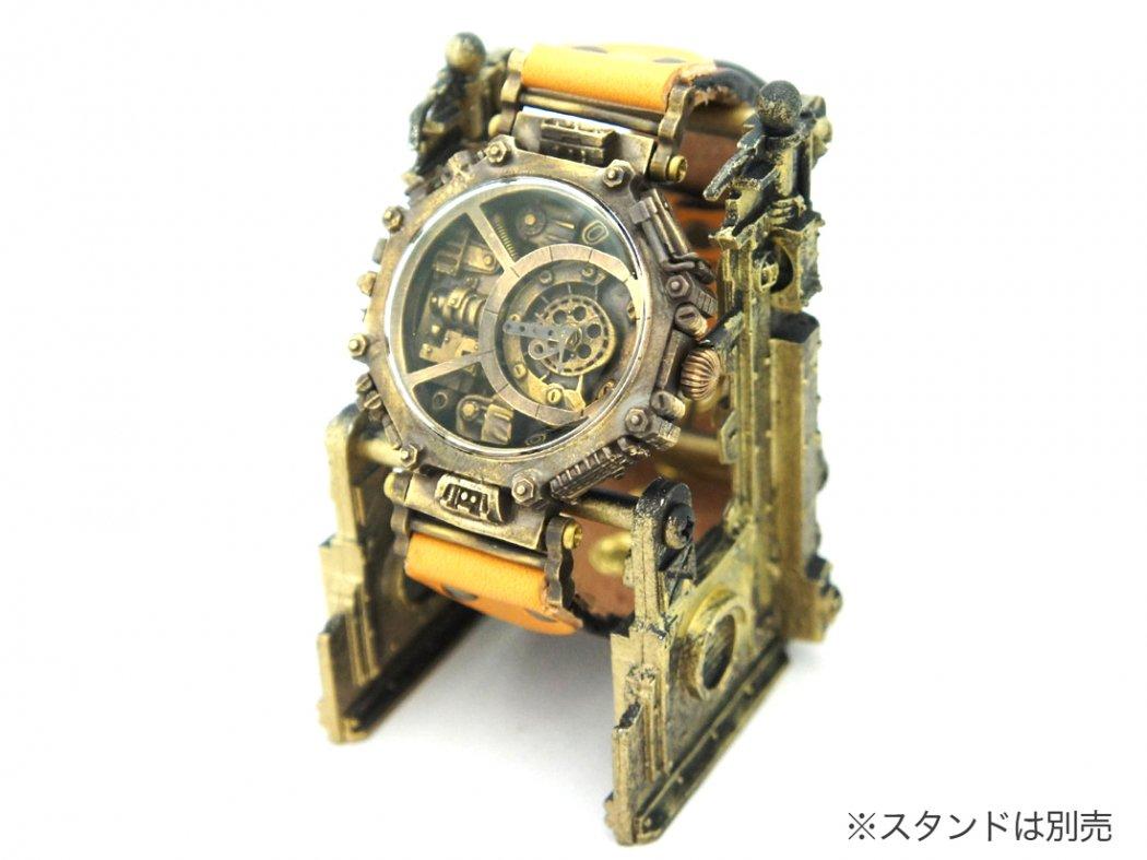1f3b9a029e 廃墟系スチームパック腕時計: 廃墟・SF・スチームパンク…手作り腕時計の世界