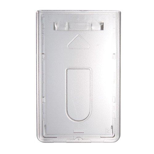 1枚用 ハードカードケース(プレミアムグレード(縦型/上入れ/つや消し仕上))(706-N)