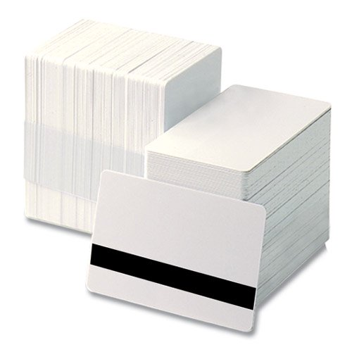PVC 白無地カード(JP-80 (PVC100%))