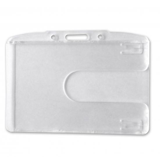 1枚用 CoQoozoオリジナル ハードカードケース(横型/横入/プレミアムグレード つや消し仕上)(AM-003)