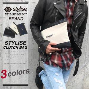 STYLISE オリジナル クラッチバッグ