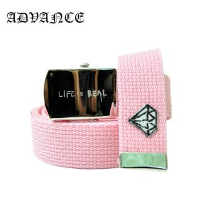 LIFE is REAL BELT / PINK [ARS-5052]