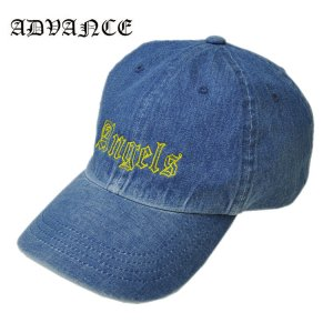 ANGELS 6PANEL CAP / LT DENIM [ARS-6016]
