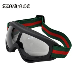GOGGLES / BLACK×GREEN×RED [ARS-7052]