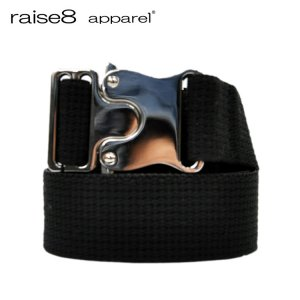 COLOR GI BELT / BLACK [180B-002]
