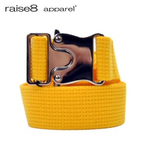 COLOR GI BELT / YELLOW [180B-002]