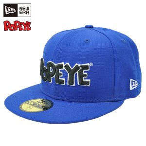 <img class='new_mark_img1' src='https://img.shop-pro.jp/img/new/icons61.gif' style='border:none;display:inline;margin:0px;padding:0px;width:auto;' />59FIFTY POPEYE(R) ロゴ / ブライトロイヤル [11558017]