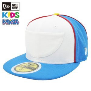 <img class='new_mark_img1' src='https://img.shop-pro.jp/img/new/icons61.gif' style='border:none;display:inline;margin:0px;padding:0px;width:auto;' />NEW ERA Kid's 59FIFTY ドラえもん ポケット