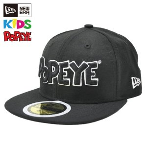 <img class='new_mark_img1' src='https://img.shop-pro.jp/img/new/icons61.gif' style='border:none;display:inline;margin:0px;padding:0px;width:auto;' />NEW ERA Kid's 59FIFTY POPEYE(R) ロゴ