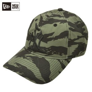 <img class='new_mark_img1' src='https://img.shop-pro.jp/img/new/icons5.gif' style='border:none;display:inline;margin:0px;padding:0px;width:auto;' />9TWENTY Leather Strap Tiger Stripe Camo Olive ニューヨーク・ヤンキース / タイガーストライプカモオリーブ × ブラック [11404723]