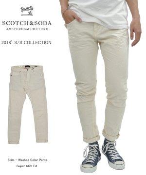 Washed Color Pants / オフホワイト [292-55515]