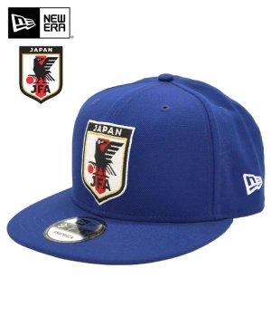 9FIFTY サッカー日本代表 ver. / ブルー [11599572]