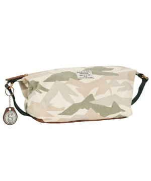 Camouflage Toiletry Bag / カモ [292-69500]
