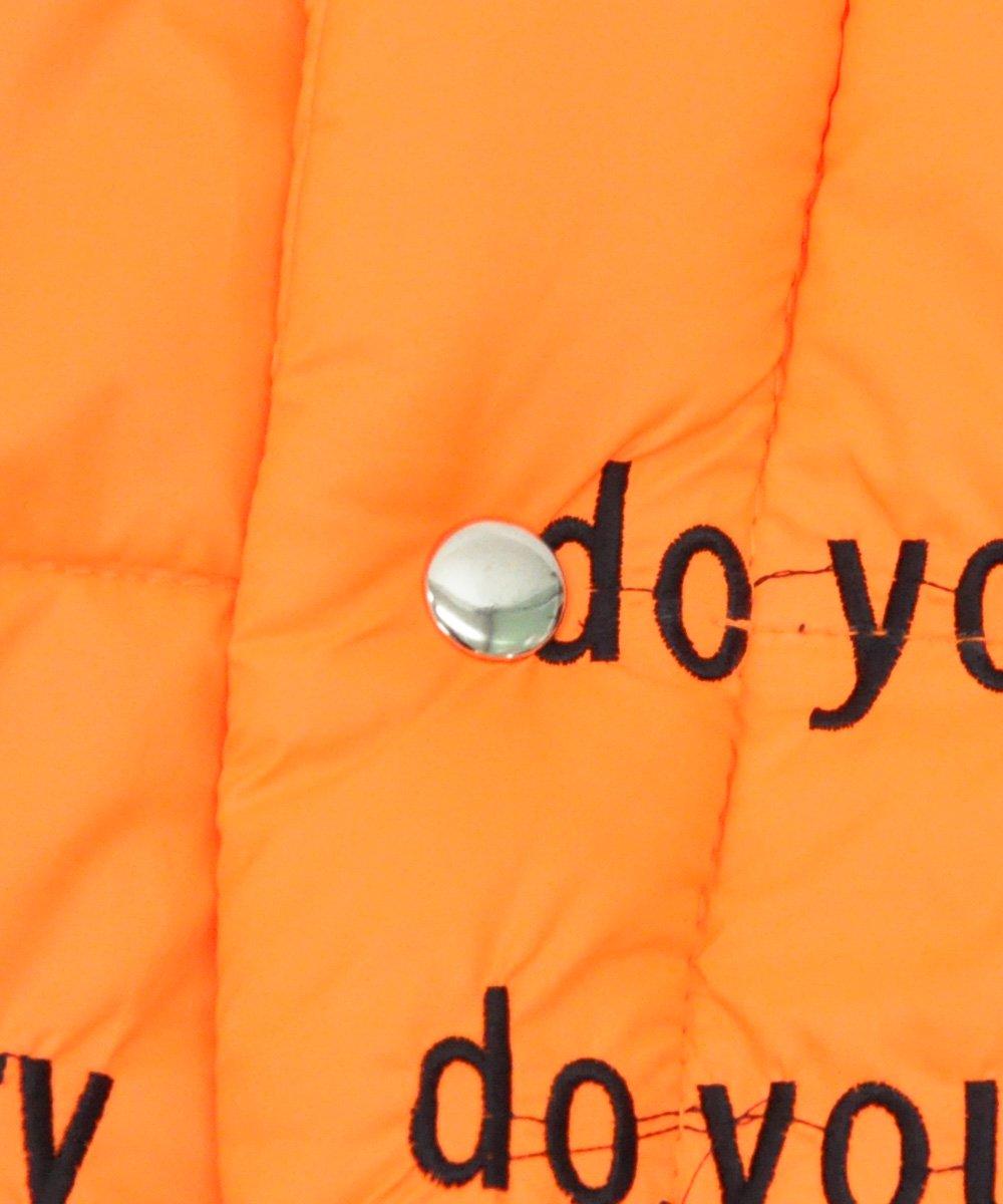 DO YOU THINK I'M CRAZY JACKET / オレンジ