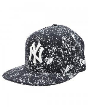 59FIFTY チームカラースプラッシュペイント ニューヨーク・ヤンキース [11781641]