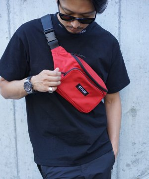 STYLISE BODY BAG / レッド
