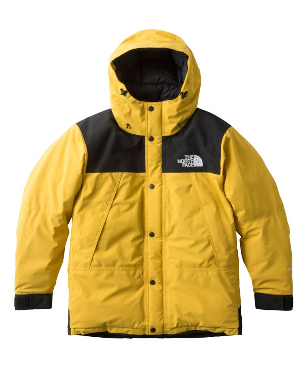 <img class='new_mark_img1' src='https://img.shop-pro.jp/img/new/icons5.gif' style='border:none;display:inline;margin:0px;padding:0px;width:auto;' />Mountain Down Jacket / レオパードイエロー (LY) [ND91837]